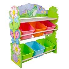 Magic Garden Toy Organizer