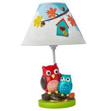 "Enchanted Woodland 15"" H Table Lamp"