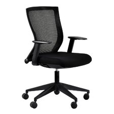 High-Back Mesh Executive Office Chair with Tilt Lock