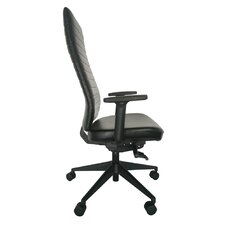Frasso High-Back Executive Office Chair with Tilt Lock