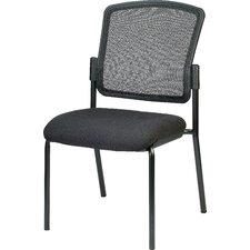 Dakota 2 Armless Guest Stacking Chair