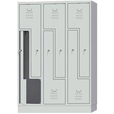 Aufbewahrungsschrank mit 6 Türen
