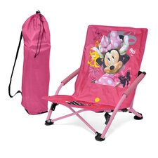 Minnie Mouse 2 Piece Kids Camping Chair Set