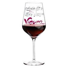 0.58 L Rotweinglas Red