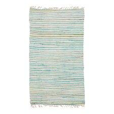 Harris Hand-Woven Blue Area Rug