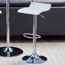 Emma Adjustable Height vBar Stool with Cushion