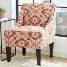 Ikat Swoop Chair