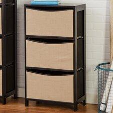 Serena 3 Drawer Storage Cabinet