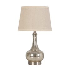 "Joyce 17"" H Table Lamp with Empire Shade"