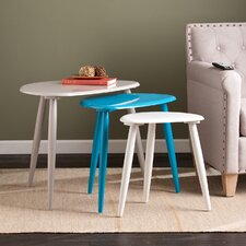 Ayres 3 Piece Nesting Table Set