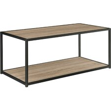 Clarissa Industrial Coffee Table
