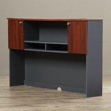 """32.28"""" H x 51.57"""" W Desk Hutch"""