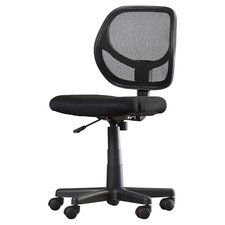 Mid-Back Mesh Task Chair (Set of 2)