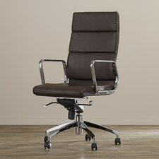 Ezra High-Back Office Executive Chair with Arms