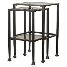Sabrina 2 Piece Nesting Table Set