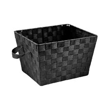 Woven Strap Basket