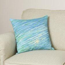 Harris Coastal Polyester Throw Pillow