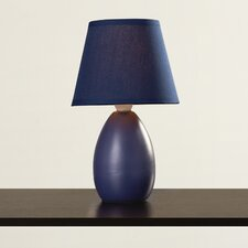 """Ariana 9.45"""" H Table Lamp with Empire Shade"""