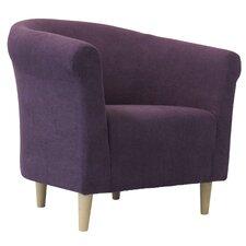 Savannah Solid Club Chair