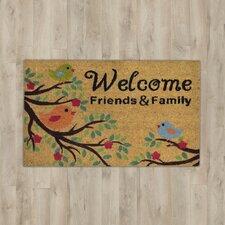 Aralia Friends and Family Doormat
