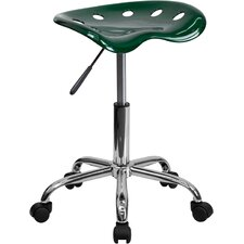 Raymond Height Adjustment Industrial Stool
