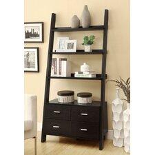 """69"""" Accent Shelves Bookcase"""
