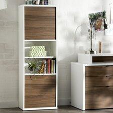 """Elise Storage Unit 56"""" Standard Bookcase"""