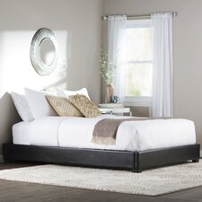 Alex Upholstered Platform Bed
