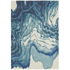 Angeline Blue Area Rug