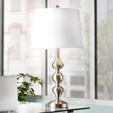 "27.5"" H Deborah Table Lamp with Drum Shade"