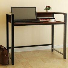 Natalie Writing Desk with Top Shelf