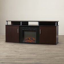 Simone TV Stand with Electric Fireplace