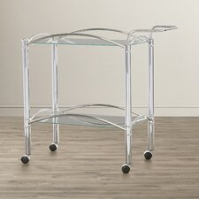 Clarkesville Serving Cart