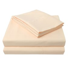 Connie 3000 Windowpane Embossed Microfiber Sheet Set