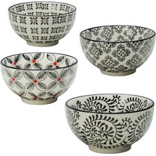 Jill Dining Bowl Set (Set of 4)