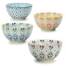 Luella Dining Bowl Set (Set of 4)