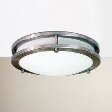 Candice 2 Light Flush Mount