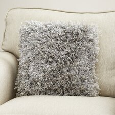 Shag Throw Pillow