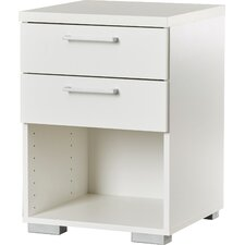 Shelby 2 Drawer Nightstand