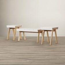 Magdalena 3 Piece Coffee Table Set