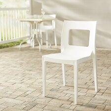 Addie Stacking Dining Side Chair (Set of 2)