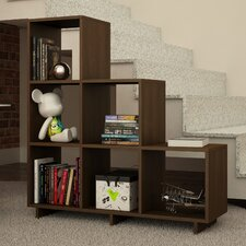 Harlowe Accentuations Sophisticated Stair Cube Bookcase