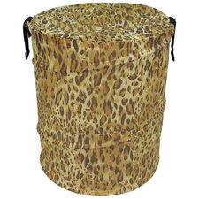 Kira Cheetah Pattern Pop Up Hamper