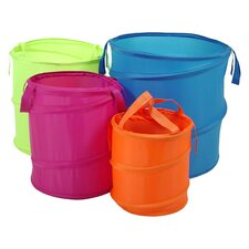 Kira 4 Piece Pop Up Bucket Set