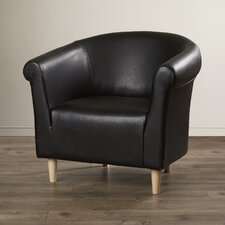 Gateway Club Chair in Black