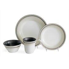 Bellespoint Sand 16 Piece Dinnerware Set