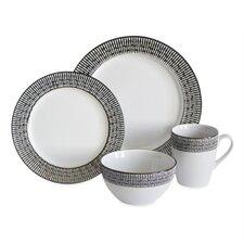 Patina 16 Piece Dinnerware Set