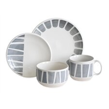 Staxx 16 Piece Dinnerware Set