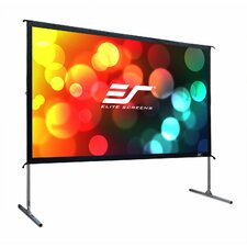"YardMaster2 Grey 135"" diagonal Portable Projection Screen"