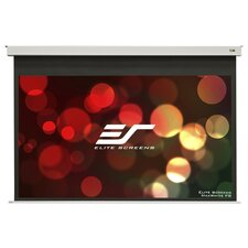 Evanesce White Electric Projection Screens